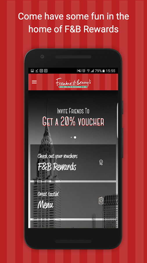 Frankie and Benny's- screenshot