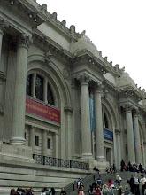 Photo: The Metropolitan Museum of Art, Fifth Avenue, New York City.
