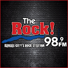 KQRC 98.9 The Rock icon