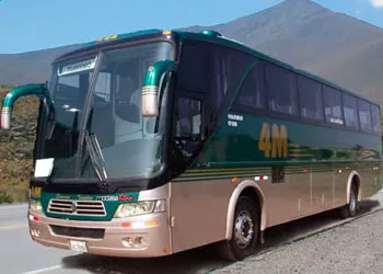 Ticket de bus Puno Arequipa 6H