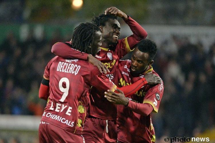 """Spelers Essevee tegen elkaar op Afrika Cup: """"Hopelijk al geplaatst voor we tegen elkaar moeten"""""""