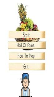 Fruit Basket Catcher - náhled