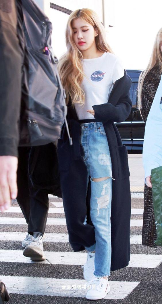 rose jeans 10