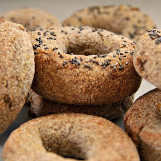 Orange Cinnamon Mini Bagels