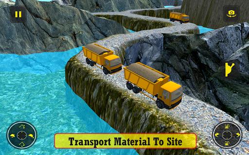 Construction Simulator Heavy Truck Driver 1.1 screenshots 2