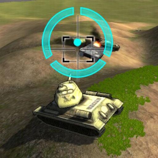 满山遍野打坦克 動作 App LOGO-APP試玩