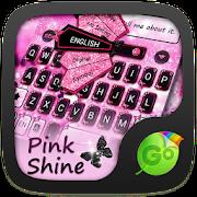 Pink Shine GO Keyboard Theme 4.5 Icon