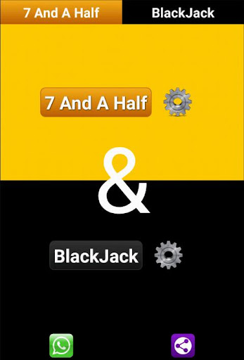 7 and a Half & BlackJack HD 1.13 screenshots 1