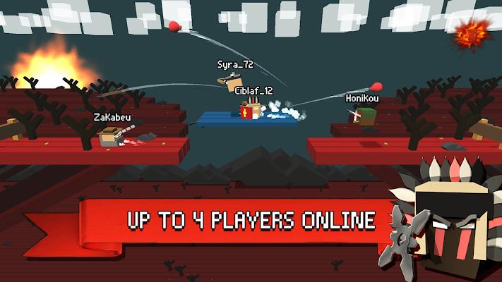 Fight Kub: multiplayer PvP mmo v1.0.7