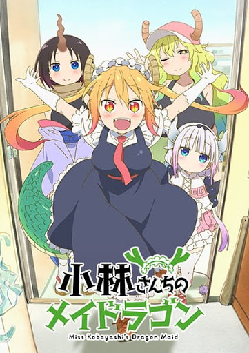 Kobayashi-san Chi no Maid Dragon (Miss Kobayashi's Dragon Maid) thumbnail