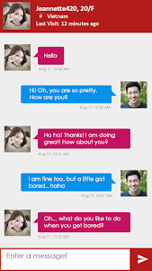 Asian Dating - Singles Mingle screenshot 5
