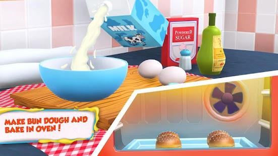 Burger Maker 3D - náhled