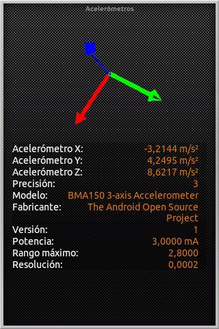 Z DeviceTest screenshot 8