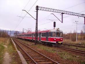 Photo: Sędzisław:  EN57-850 jako 217 Wrocław-Jelenia Góra