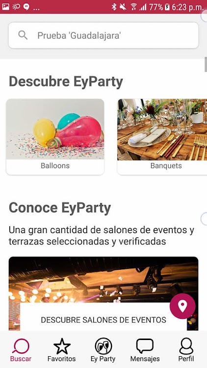 Ey Party Android Apps Appagg