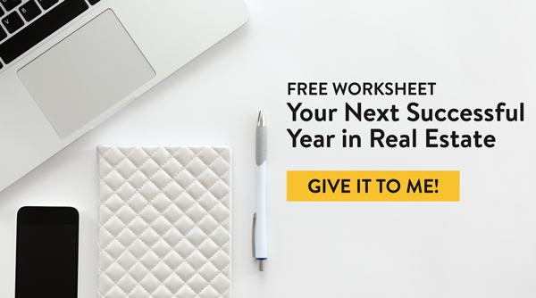 Download Your Next Successful Year in Real Estate Worksheet