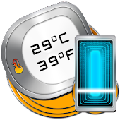 Fingerprint Body Temperature Calculator SPO2 Prank