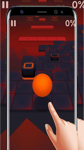 Rolling Sky ball Game 6 screenshots 4