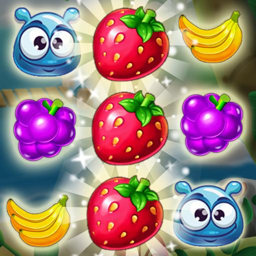 Fruits And Cartoon Match (game)