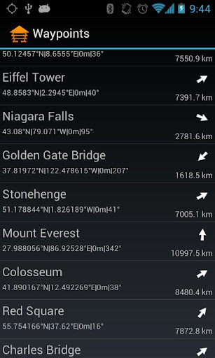 Aripuca GPS Tracker screenshot 4