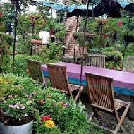松濤園庭園咖啡