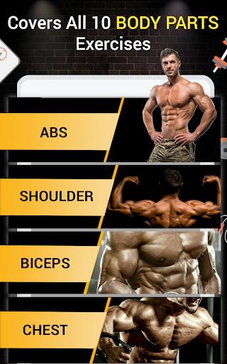 Pro Gym Workout (Gym Workouts & Fitness) 5.4 Screenshots 18