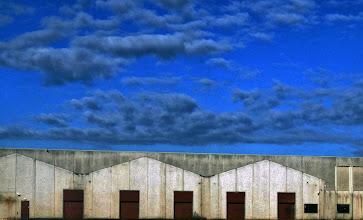 Photo: Vejdirektoratets lager - tidligere Sanistål - Silkeborg Nord