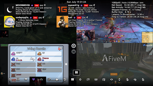 SmartTV Client for Twitch screenshot 4