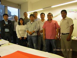 Photo: REIP Catalunya. 07 Junio. Encuentro de Ingenieros Peruanos en Barcelona, por el DIA DEL INGENIERO PERUANO, 08 Junio 2011. España.