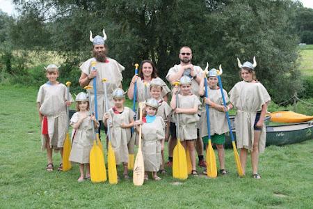 Vikingtocht van Korbeek-Dijle tot Heverlee