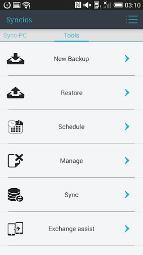 Syncios 1.8.4 screenshots 2