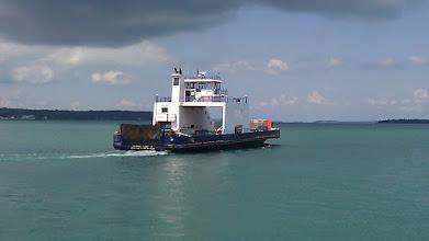 Photo: Drummond Island Ferry
