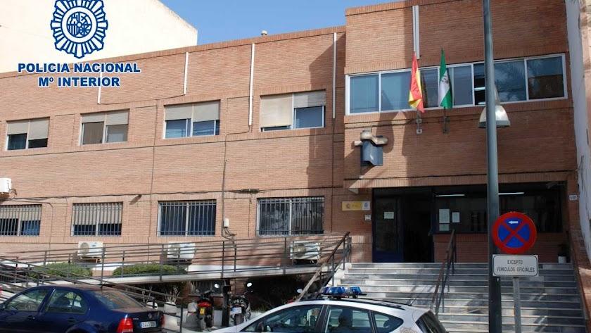 Imagen de la Comisaría de la Policía Nacional de El Ejido.