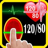 جهاز قياس ضغط دم بالبصمة Joke