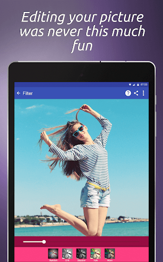 Photo Editor & Perfect Selfie 9.4 screenshots 21