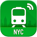 MyTransit NYC Subway, MTA Bus, LIRR & Metro North icon