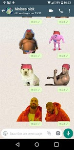 Ricardo Milos Stikers Momazos WAStickerApp memes 3
