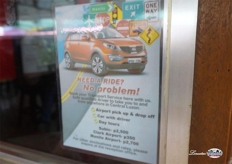 Kokomo'sのタクシーサービス