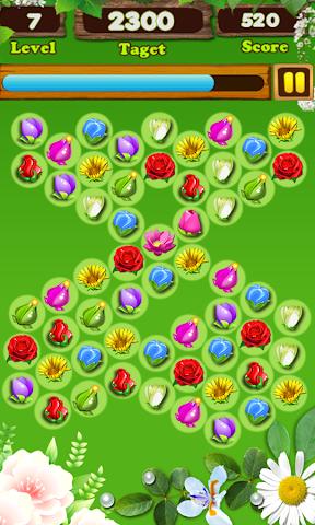 android Flower Blast Soda Screenshot 0