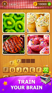Game 4 Pics Guess 1 Word - Word Games Puzzle APK for Windows Phone