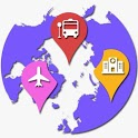 Voice GPS Driving Directions, GPS Route Navigation icon