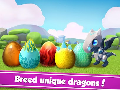 Dragon Mania Legends Mod Apk 9