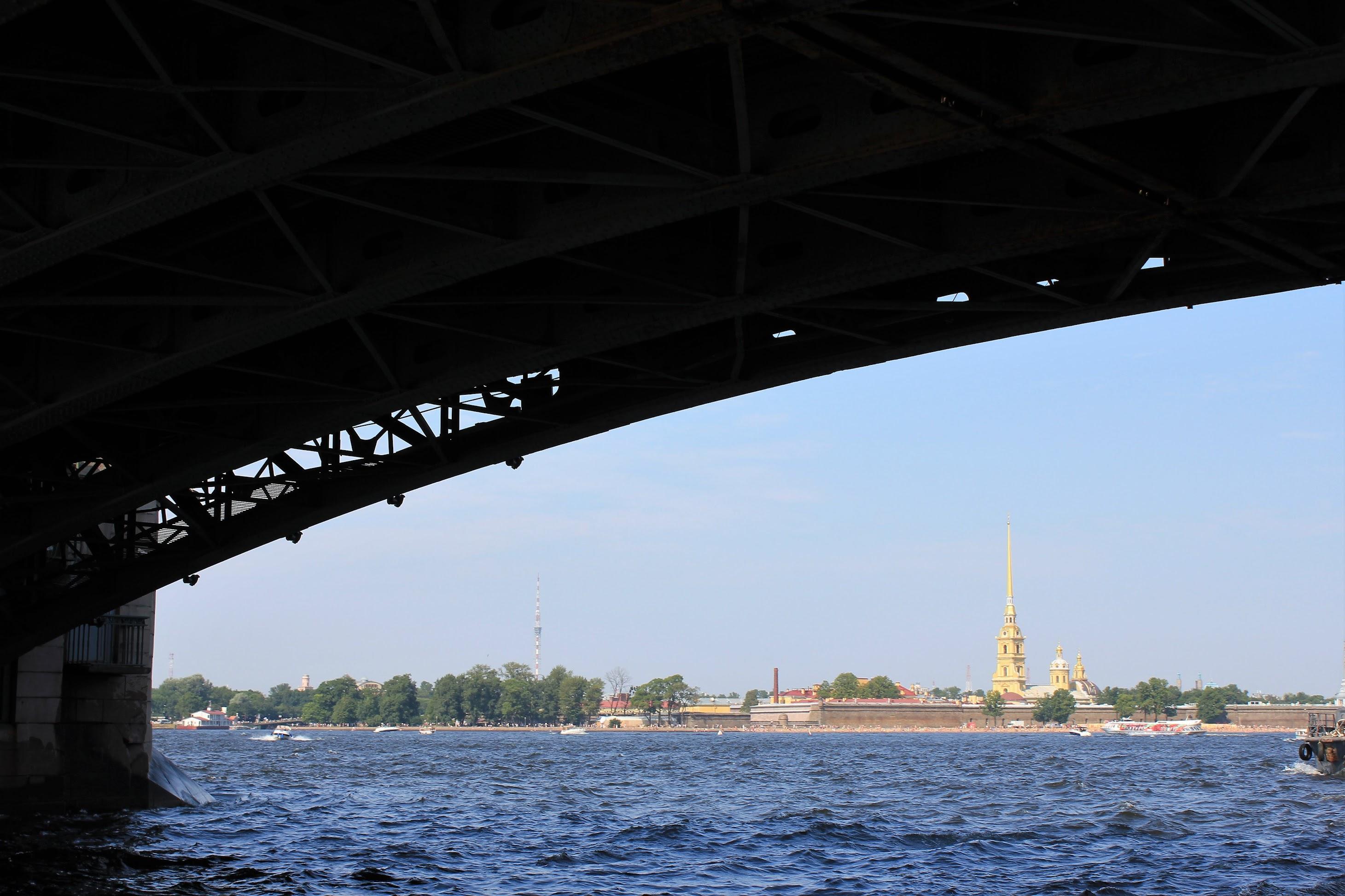 Петербург «с воды» и около воды