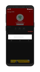 Savage VPN – Free Unlimited VPN 4