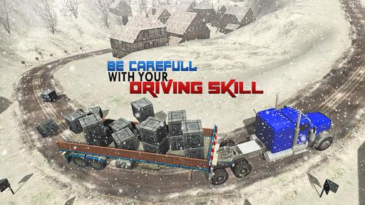 Offroad Snow Truck Driver 3D  screenshots EasyGameCheats.pro 3