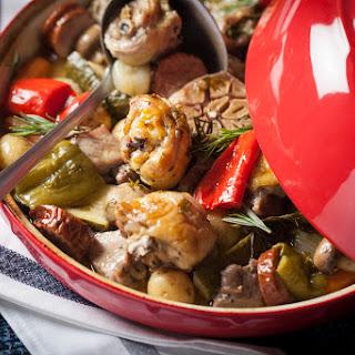 Croatian Peka (Dalmatia's signature dish)