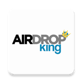 Free Crypto Tokens worth up to $100 – Airdrop King Icon