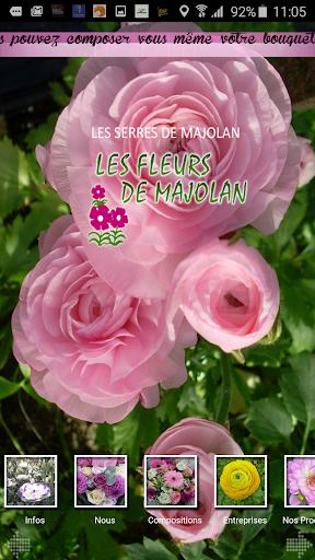 Les Fleurs de Majolan