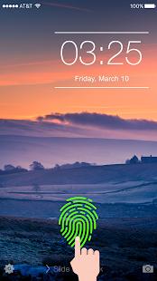 [Download Fingerprint Applock for PC] Screenshot 2