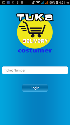 Tuka Delivery Customer